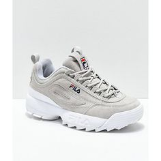 The beast is back! Disruptor II by FILA. - size 4 Most ...