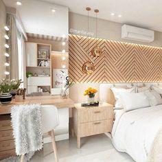 15 1 cool rose gold home decor accessories Home Bedroom, Bedroom Wall, Bedroom Decor, Master Bedrooms, Bedroom Mirrors, Bedroom Ideas, Mirror Headboard, Wooden Bedroom, Wood Headboard
