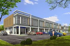 The 2-storey Shophouse Image Design   Nyoke House Design