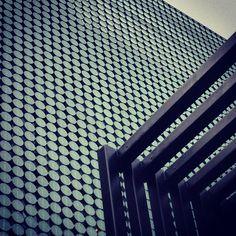 RMIT University Building in Melbourne, Australia @adamjhamilton7