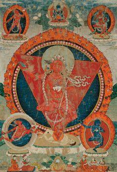 金刚亥母 Vajravarahi