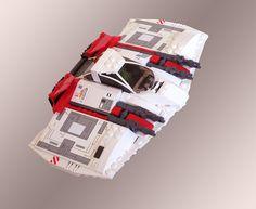 Incom T-51 Airspeeder (Snowspeeder) 01