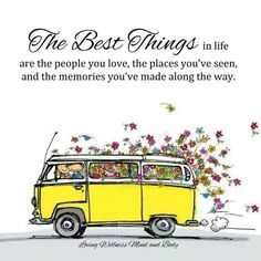 The best things Love Wellness, Hippie Trippy, Bestest Friend, Vw Camper, Hippie Style, Good Vibes, Peace And Love, Life Is Good, Mindfulness