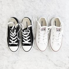 2eb479258e823 shoes converse white black black shoes white shoes sneakers white sneakers  black sneakers low top sneakers girly back to school college casual