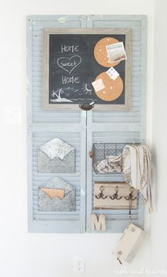 """shares Facebook Twitter Google+ Pinterest LinkedIn StumbleUpon Print Reddit Is it me or does anyone else covet the industrial style farmhouse command center worthy of a """"fixer upper after"""" from Joanna Gains? I am obsessed with this look and am very excited to share seven of my favorites with you! The command center is the …"""