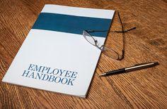 Policies Standards of a Staff Handbook for Employees #StaffHandbook #EmployeeHandbook #HrServices #EmploymentLaw