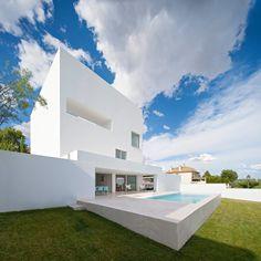 Cala House, Madrid, 2015 - Alberto Campo Baeza