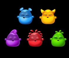 Chubby Tubbies on Behance