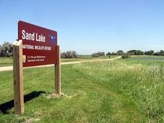 Sand Lake National Wildlife Refuge (The headquarters is a ways from Hecla but the refuge itself comes very near Hecla.)