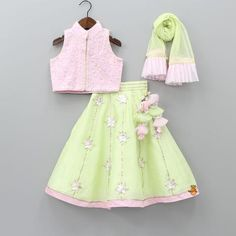Shop online for Indian Ethnic wear for your baby, toddler or child. Choose from a range of modern or traditional, vibrant and colourful outfits. We also customise Indian Ethnic Wear. Baby Girl Birthday Dress, Baby Girl Party Dresses, Dresses Kids Girl, Kids Outfits Girls, Baby Girl Dress Patterns, Baby Dress Design, Baby Clothes Patterns, Frock Design, Kids Frocks Design
