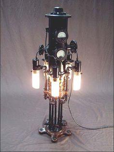 Pentarium Table Lamp
