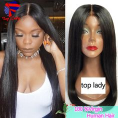 66.91$ Watch here - http://aliui1.worldwells.pw/go.php?t=32723879891 - 100% Full Lace Human Hair Wigs Long Straight Lace Front Human Hair Wigs For Black Women Glueless Full Lace Wigs 66.91$