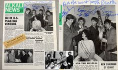 Newspaper John Lennon forged Beatles signatures on to sell for £1,500