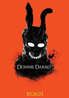 Donnie Darko movie poster design concept by FIDM Graphic Design Grad Elizabeth Munoz.