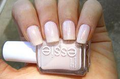 Essie Ballet Slippers - Emily Maynards Nail polish of choice!