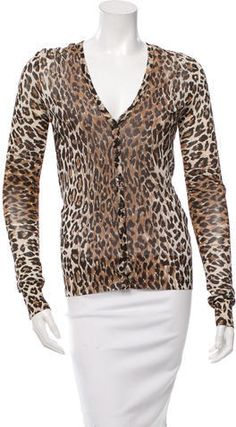 Dolce & Gabbana Printed Button-Up Cardigan Button Up, Cardigans, Sweaters For Women, Printed, Stylish, Blouse, Tops, Fashion, Moda