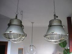 009 industriele lampen bol glas model 1 kleiner model