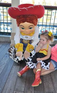 jessie inspired dress from toy story princess party cowgirl dress up girls toddler costume - Toddler Jessie Halloween Costume