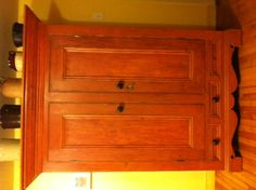 Armoire fin 1800. Après 80 heures de travail pour sa restauration. Armoire, Furniture, Home Decor, Old Furniture, Country Cottage Living, Restoration, The Hours, Clothes Stand, Homemade Home Decor