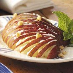 Ricotta Pear Dessert