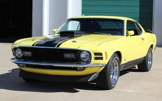 1970 Ford Mustang - Image 1 of 1
