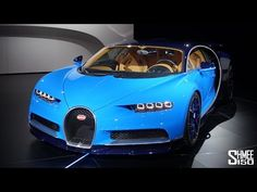 Five Fun Facts About The Bugatti Chiron