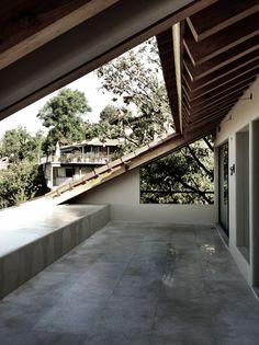 Terrace,Valle de Bravo, Mexico By Andres Cajiga