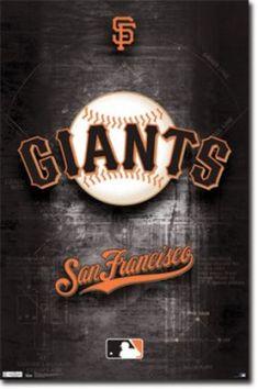 San Francisco Giants Logo Poster Print (24 X 36) - Item # SCO8636 - Posterazzi