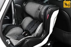 It is i-Size compliant, meaning it has passed the most modern and strictest tests in Europe when it comes to child safety. The Extended Rear Facing part means you can use the car seat in rear facing (the safest) mode until your child is 105cm long (or around 4 to 5 years of age).