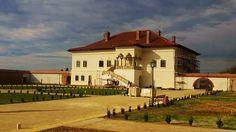 Palatul Potlogi . Ansamblul in stil Brancovenesc restaurat va fi inaugurat pe 29 nov. 2015