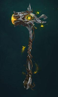 Fantasy Armor, Fantasy Weapons, Medieval Fantasy, Dark Fantasy Art, Medieval Weapons, Sci Fi Weapons, Weapon Concept Art, Cool Swords, Armadura Medieval