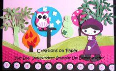Creations on Paper - creare con la carta - scrap - e molto altro ancora