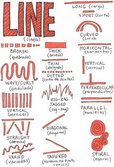 The ABCs of Art- Lines