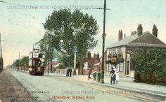 Staines Road c1904