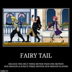 The most intense competition in fairy tail