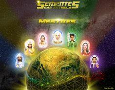 Sementes das Estrelas: Mestres