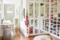 Image result for bathrooms with walk in closets
