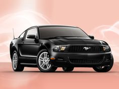 Mary Kay Mustang - I will earn this by September!