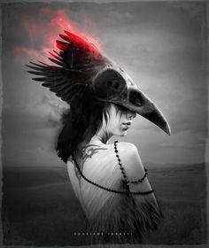 Dark Angel by streetX222.deviantart.com on @deviantART