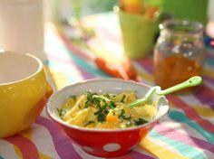 Curry de pollo, tofu y calabaza | Narda Lepes