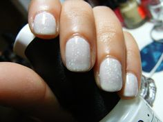 Miss Nail Polish ABC Challenge OPI Don't  Touch My Tutu, Layla CE 51, and Orly Halo