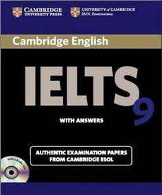 IELTS Test Materials: Cambridge IELTS 9 Free Download