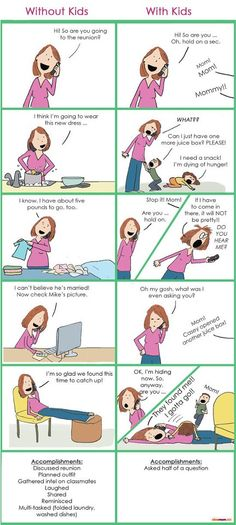 ...why I don't even try to talk on the phone. #mommy #truth