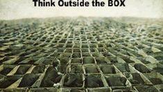 Αντιγραφάκιας: Σκέψου έξω από το κουτί..