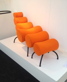 The Ant Lounge designed by Philippe Nacson. #londondesignweek #design #ant #creative