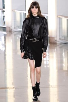 visual optimism; fashion editorials, shows, campaigns & more!: anthony vaccarello F/W 2015.16 paris