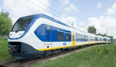 NS - Sprinter Light Train #ns #dutch #trains