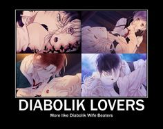 diabolik lovers funny | Tags: Anime, IDEA FACTORY, Vampire, Diabolik Lovers ~Haunted dark ...