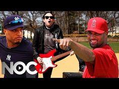 "YouTube Video - Robinson Cano & Ike Davis in Fantasy Baseball Song Parody: ""Should I Pujols or Cano?"""