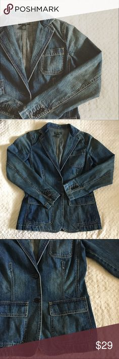 Ralph Lauren jean jacket LJC. Lauren jeans Company. Ralph Lauren. Green label. Denim jacket. Button down with multiple pockets. EUC. Color best in last 3 photos. Lauren Ralph Lauren Jackets & Coats Jean Jackets